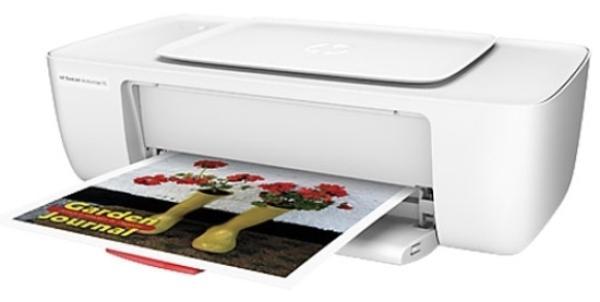 Принтер струйный HP Deskjet Ink Advantage 1115 (F5S21C)