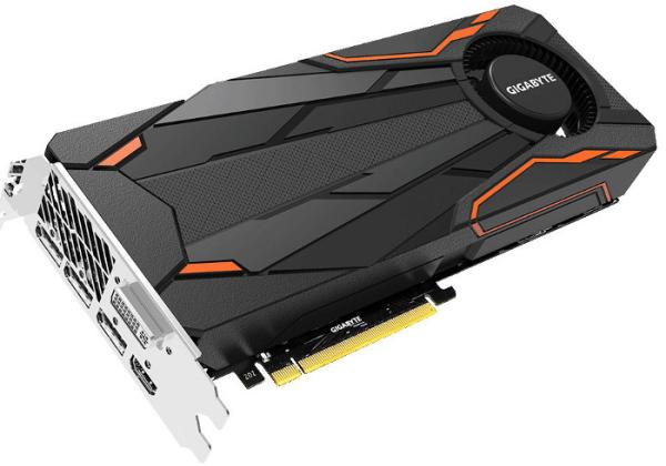 Видеокарта PCI-E GeForce GTX1080 GIGABYTE GV-N1080TTOC-8GD