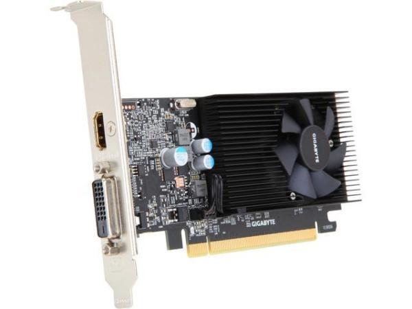 Видеокарта PCI-E GeForce GT1030 GIGABYTE GV-N1030D4-2GL
