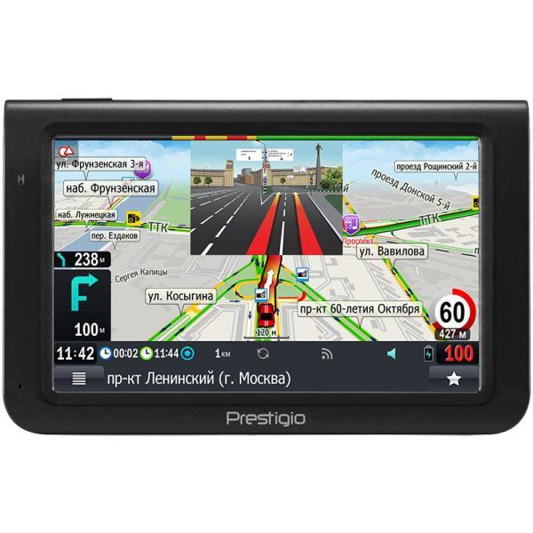GPS навигатор автомобильный Prestigio GeoVision 5069